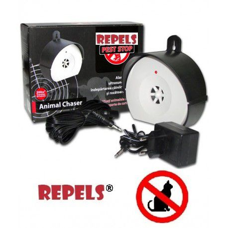 Ultrasonic Cats and Dogs Repeller