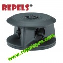 Stereo Wave 3D Ultrasonic Pest Repeller - Repels Rodents & Rats
