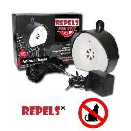 Repousse Chats Chiens Ultrason Repousseur Repulsif Animaux Ultrasonique LS-937CD