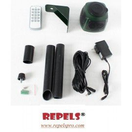 Repulsif Sangliers Ultrasonic Microcomputer Repeller LS-01933
