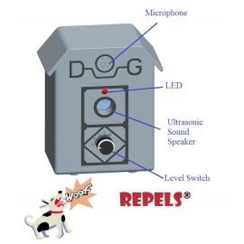 Advanced Ultrasonic Dog Bark Stopper Stop Dogs Barking Buster Deterrent