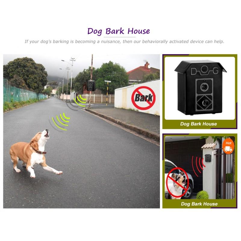 Advanced Ultrasonic Dog Bark Stopper Stop Dogs Barking
