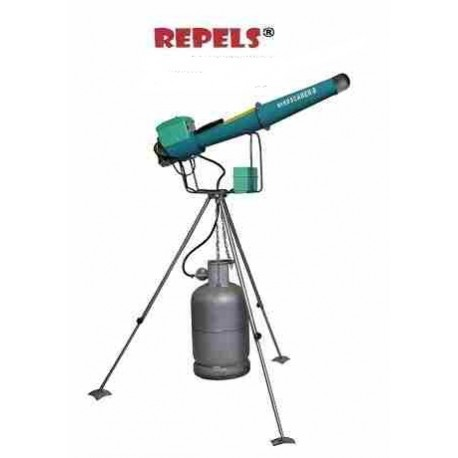 Electronic Propane Cannon