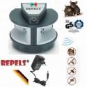 Schädlingsvertreiber Multifrequenz Ratten Mäuse, Ameise Kontrolle Wirkungsbereich 550 m² LS-927M