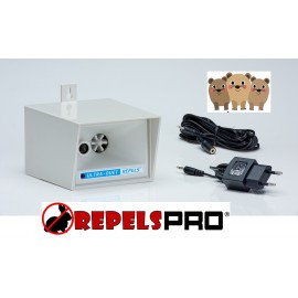 How To Get Rid of Rock Hyrax? We Have The Solution LS-987F Repeller